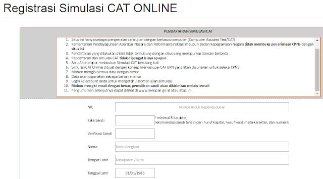gambar menu registrasi website menpan.go.id