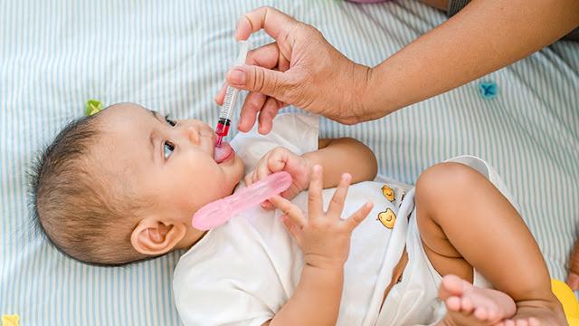 Cho trẻ dùng kháng sinh quá mức có thể dẫn đến tổn thương phổi lâu dài