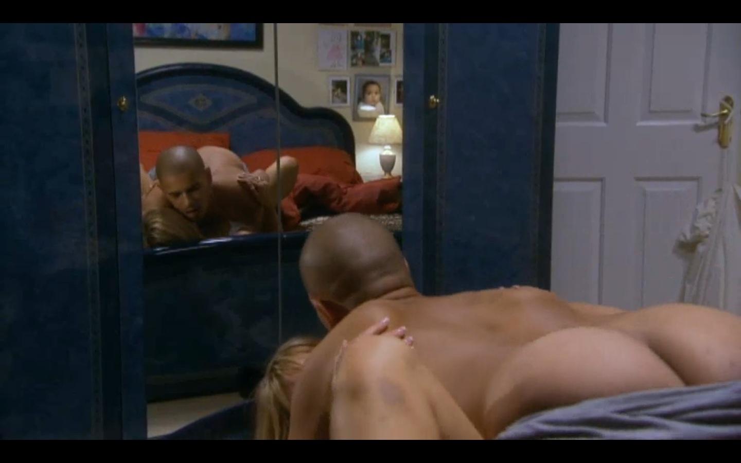 Free Clips Zoe Lucker Sex Scenes From The Series Footballers Wives 56