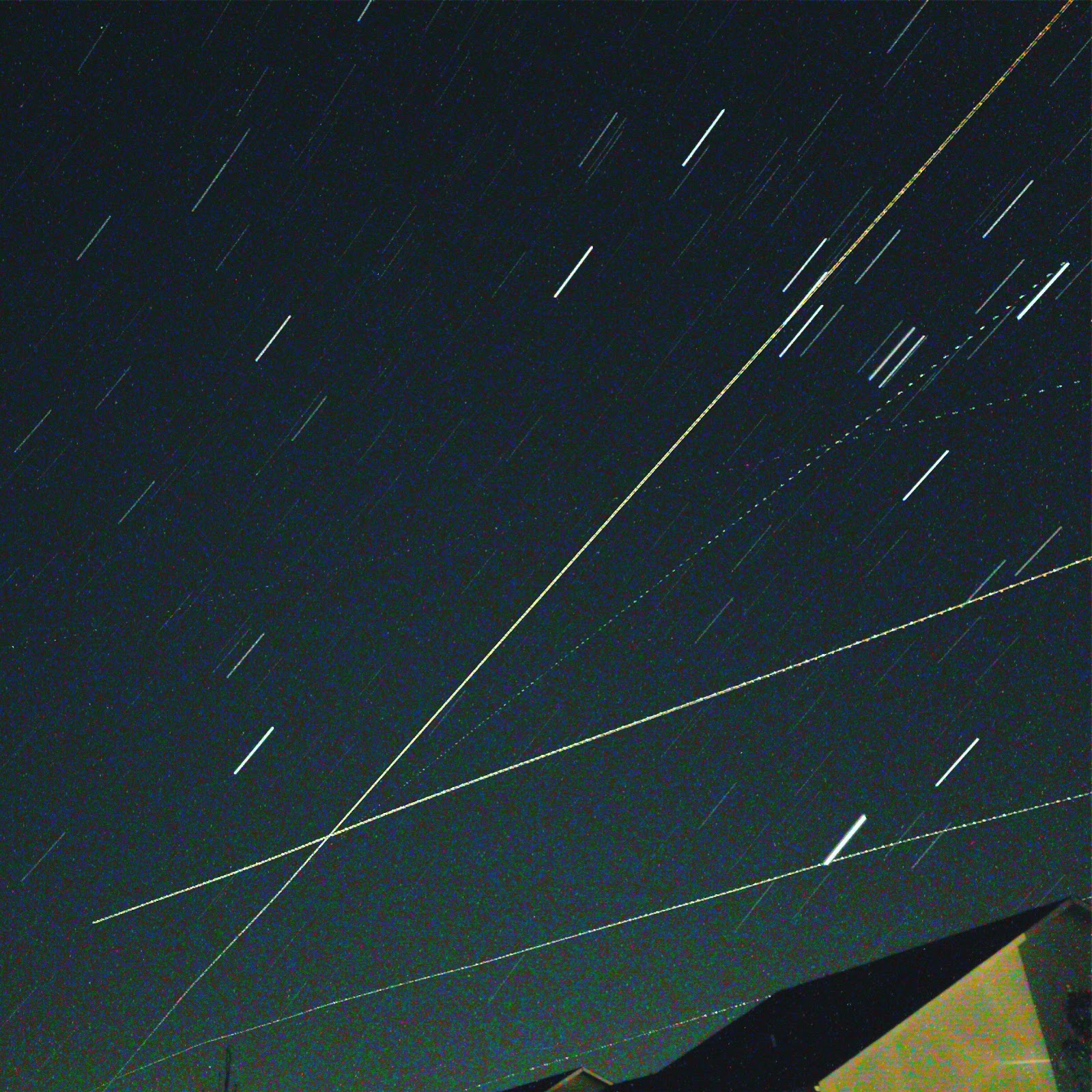 Night Sky IPhone Photos With In-App Star Trails [Stellar