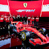 Ferrari presenta el SF71H