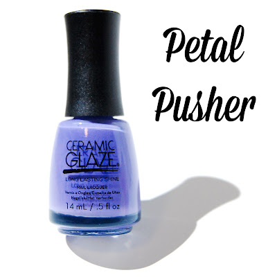 Ceramic Glaze Botanical Oasis Petal Pusher