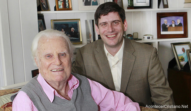 Will Graham y Billy Graham