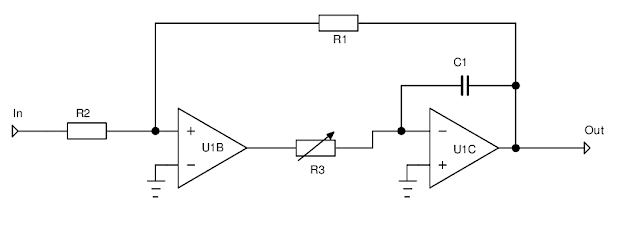 Kassutronics: Slope generator