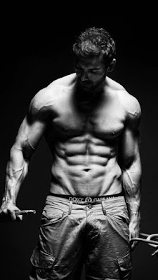 John Abraham Body Workout