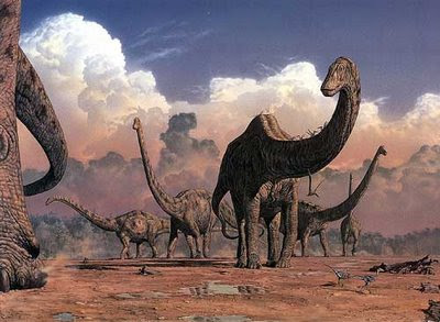 ialah sebuah binatang purba yang hidup pada ratusan juta tahun yang kemudian 11 Jenis-jenis Dinosaurus