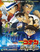 pelicula Detective Conan: El puño de zafiro azul