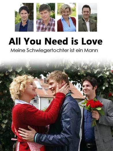 All You Need is Love - Todos lo que necesitas es Amor - PELICULA - Alemania - 2009