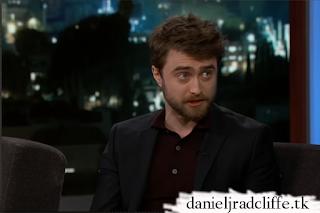 Daniel Radcliffe on Jimmy Kimmel Live