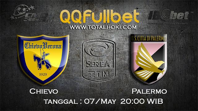 PREDIKSIBOLA - PREDIKSI TARUHAN CHIEVO VS PALERMO 7 MAY 2017 (SERIE A ITALIA)