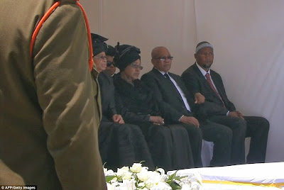 1 Photos from Nelson Mandelas funeral