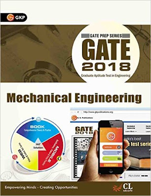 Download Free GATE Guide Mechanical Engineering 2018 Book PDF