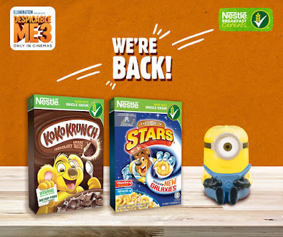 Nestle Malaysia Despicable Me 3 Minions Redemption Roadshow Store