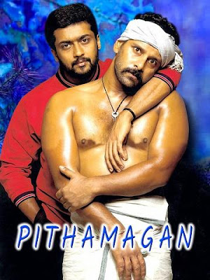 Pithamagan 2020 Hindi Dubbed WEBRip 480p 400Mb x264