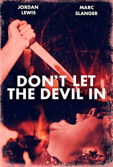 don't let the devil in poster