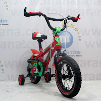 12 trex neo bmx kids bike