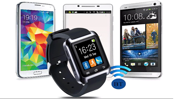 U8s Smart Watch Bluetooth GSM phone Mate Fitness para Android Samsung HTC - 20$ > review