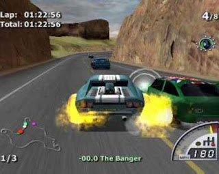 Rumble Racing (PS2) 2001