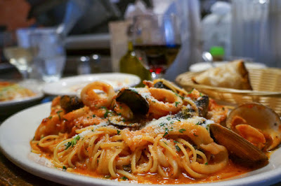 Eat Italian Food in North End