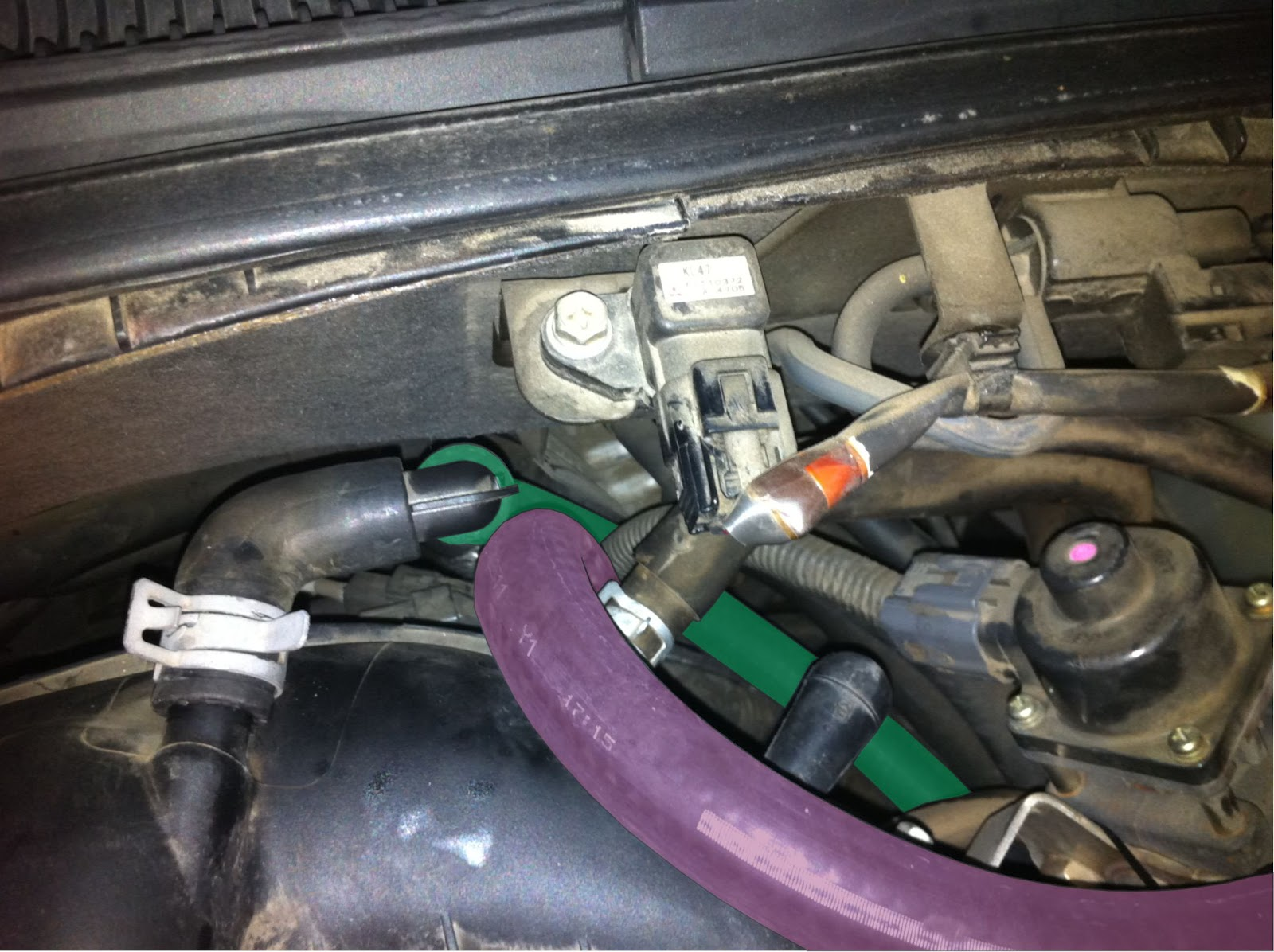 Tech Tutorials: How To: Install PCV Oil Catch Can for Mazda