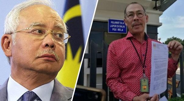 """[VIDEO] """"Kalau Mati Pun, Biarlah Kerana Negara"""" – Bekas Pengarah Risikan Bongkar & Buat Laporan Terhadap Najib"""