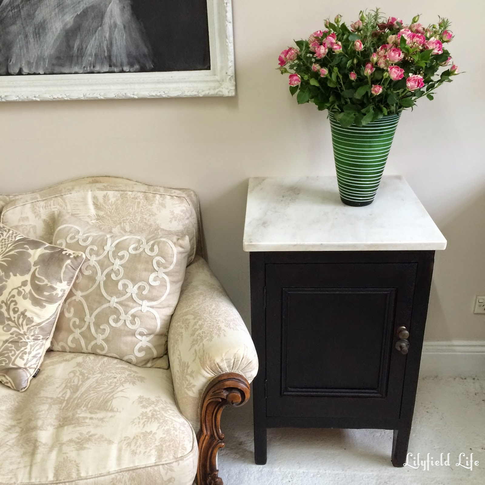 Furniture Leichhardt Lilyfield Life A Beautiful Marble Top Cupboard