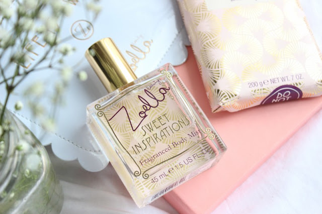 Zoella Beauty Sweet Inspirations Collection Review