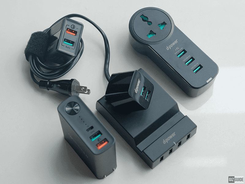 d-power accessories