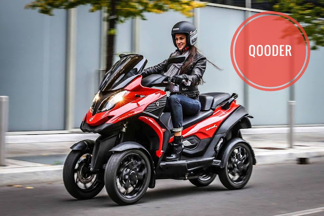 Quadro Qooder – Price Features and all you need to know about the 4 wheel scooter