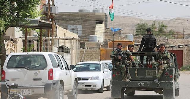 Şii Haşdi Şabi Xurmatu Kurdistan Kerkuk Peşmerge
