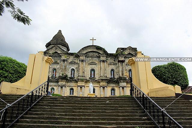 Taal Basilica history
