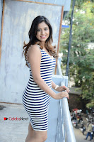Actress Mi Rathod Spicy Stills in Short Dress at Fashion Designer So Ladies Tailor Press Meet .COM 0046.jpg