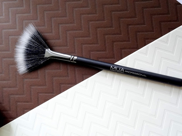 MUA Pro Fan Brush