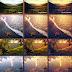 Free Action Photoshop Tạo Ảnh Sáng Mặt Trời