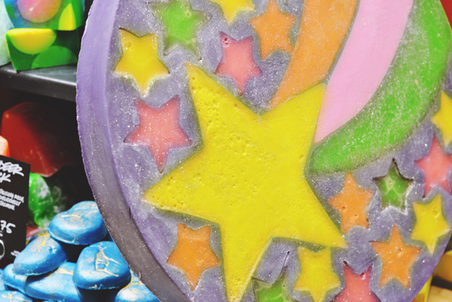 Lush Shooting Star Soap