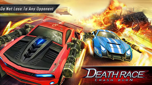 لعبة Death Race للاندرويد