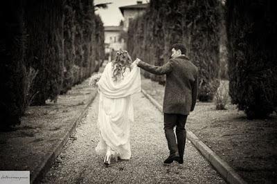 fotosenza posa matrimonio invernale