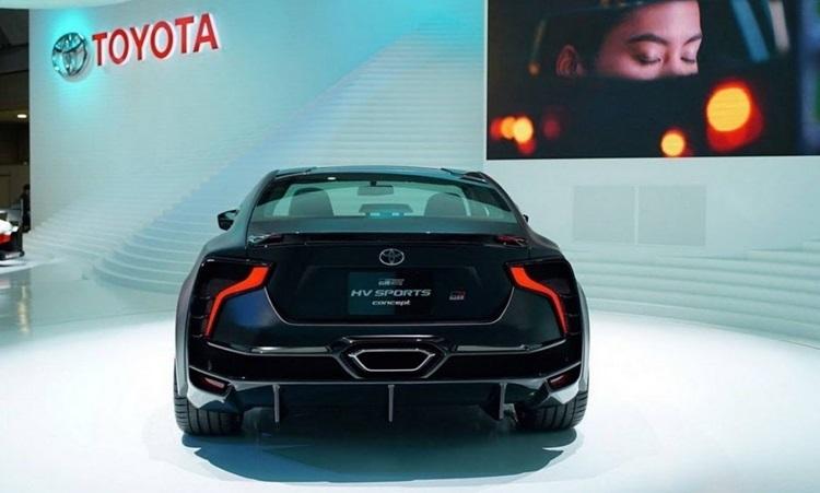Toyota GR HV 2018 Sports Concept