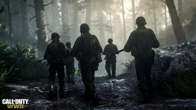 الخوادم المخصصة تعود من جديد للعبة Call of Duty : WWII عبر إمكانيات إضافية