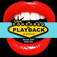 Gran Concurso de Playback en Moby Dick Club