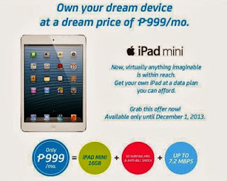 SMART iPad Mini Plan999