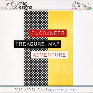 Creative Team for LDrag Designs – Ahoy Matey and Coordinating Freebie