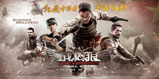 Chien Lang - Chien Binh Nguoi Soi - Wolf Warrior (2015) [HD Thuyết Minh]