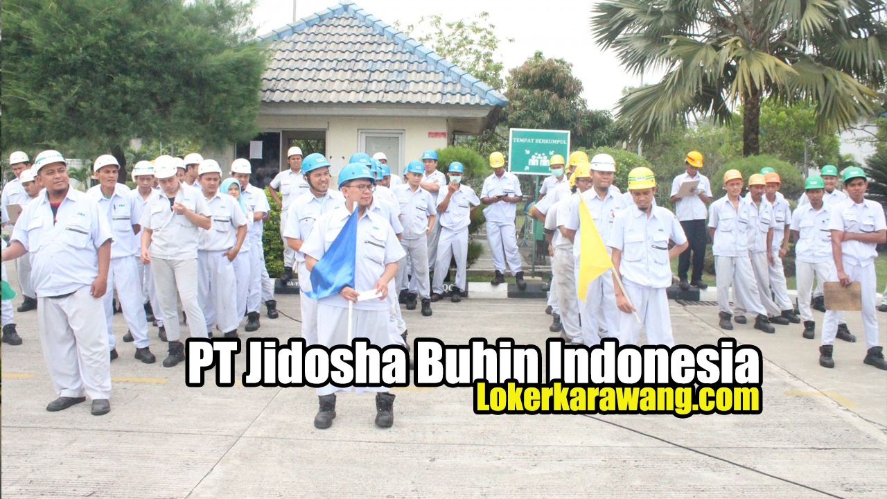 PT. Jidosha Buhin Indonesia