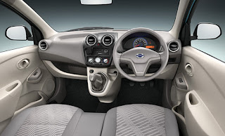 Interior Datsun Tipe A