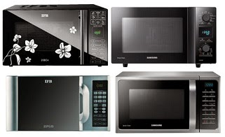 Special Offer: Microwave Oven (LG, Samsung, IFB, Godrej) : Upto 30% Off + Extra 1000 Off @ Flipkart (Valid for Limited Period)