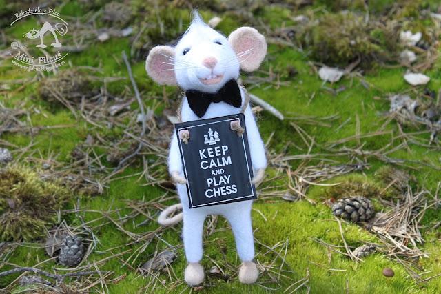 Szczurek Szachista