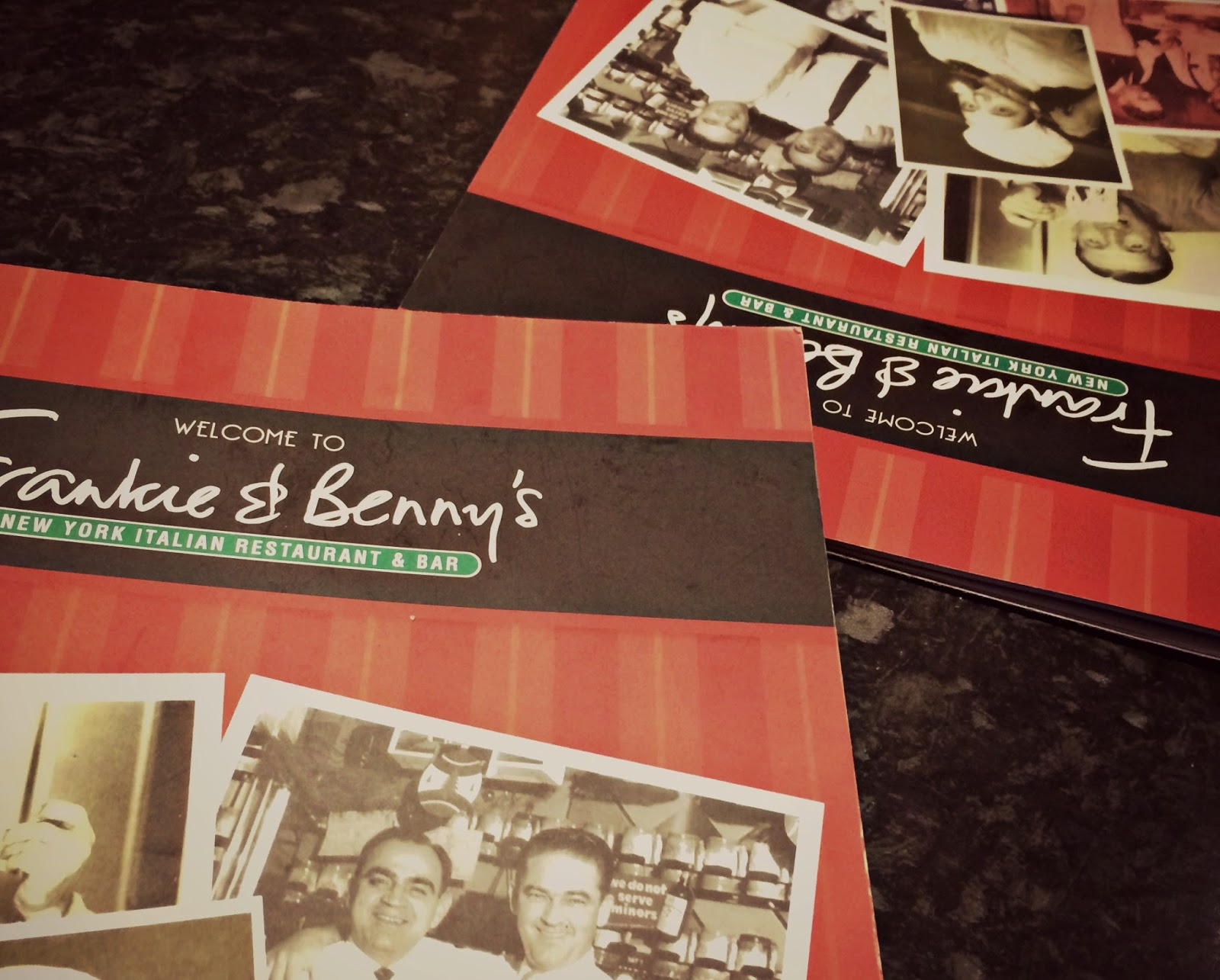 Frankie & Benny's Breakfast