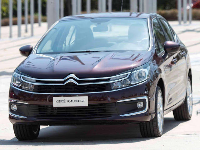 Novo Citroën C4 Lounge 2019 - Shine
