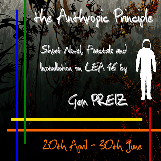 LEA16-Gem Preiz opens the Anthropic Principle on April 20, 2017